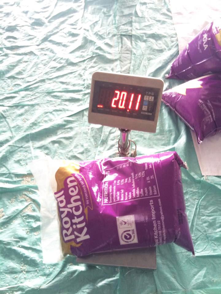 Gạo thơm 20kg 2