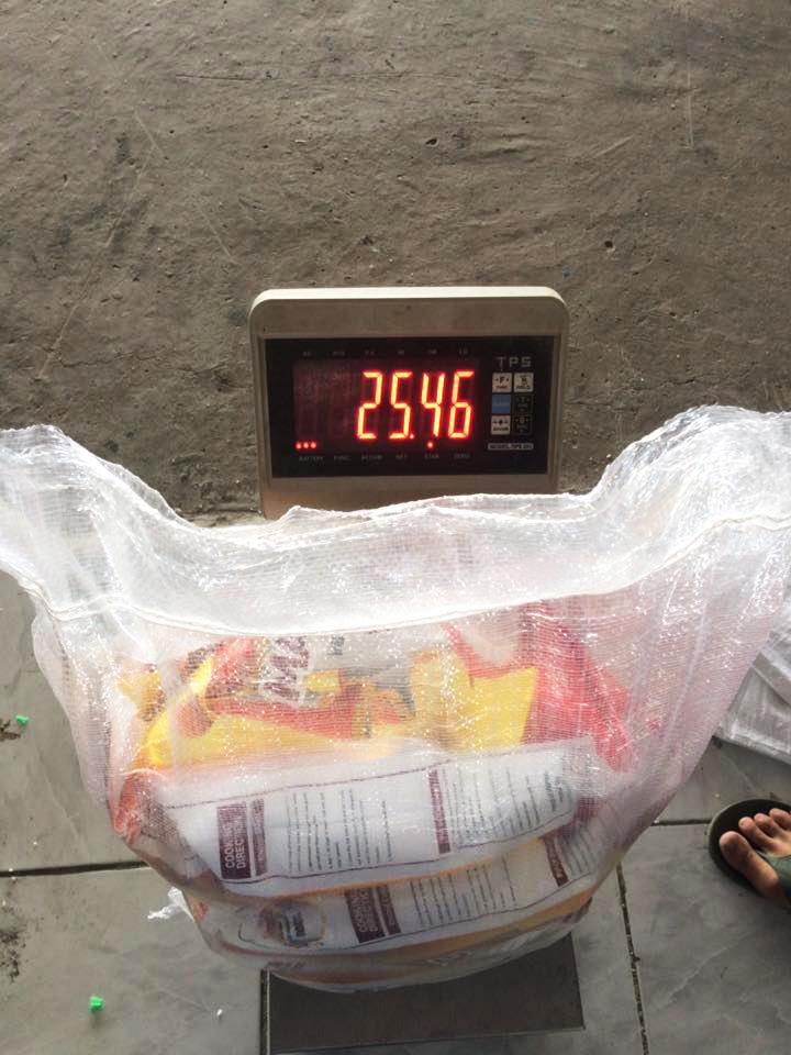 Gạo thơm 5kg 9