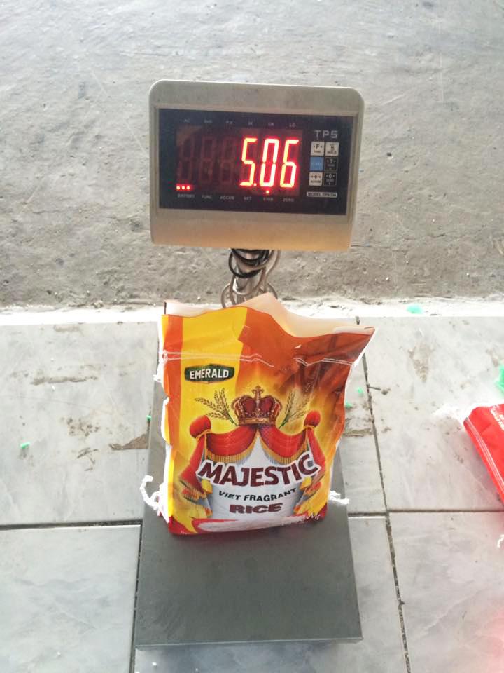 Gạo thơm 5kg 6